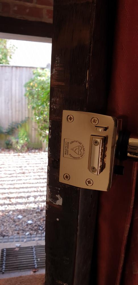 BSI standard locks